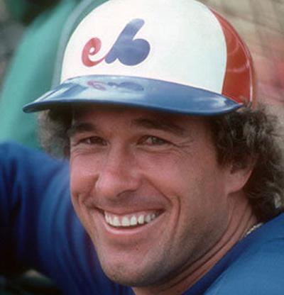 Gary Carter #8 - Montreal Expos 1974-1984, 1992