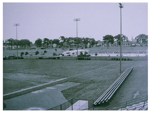 Jarry Stadium - June 1968